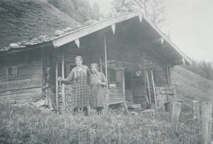 Mühlbachalm