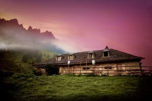 Hütte in der Region Hochkönig, © Andy Küchenmeister