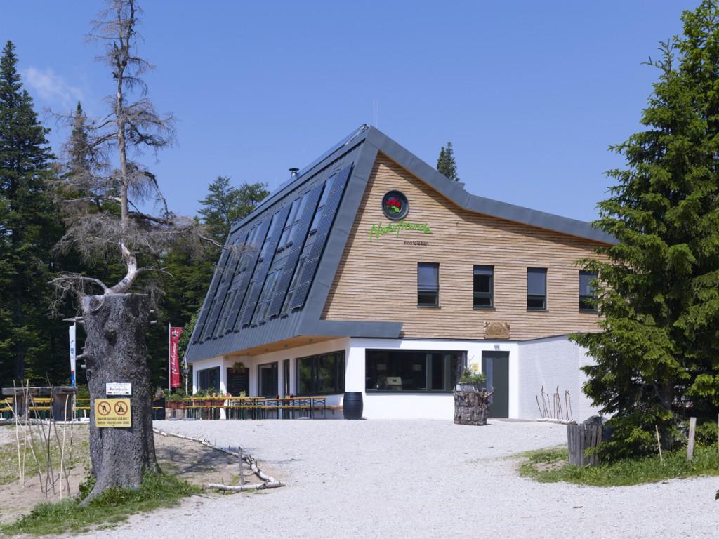 naturfreundehaus knofelben
