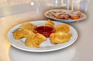 Nepalesisches Gericht an speziellen Tagen