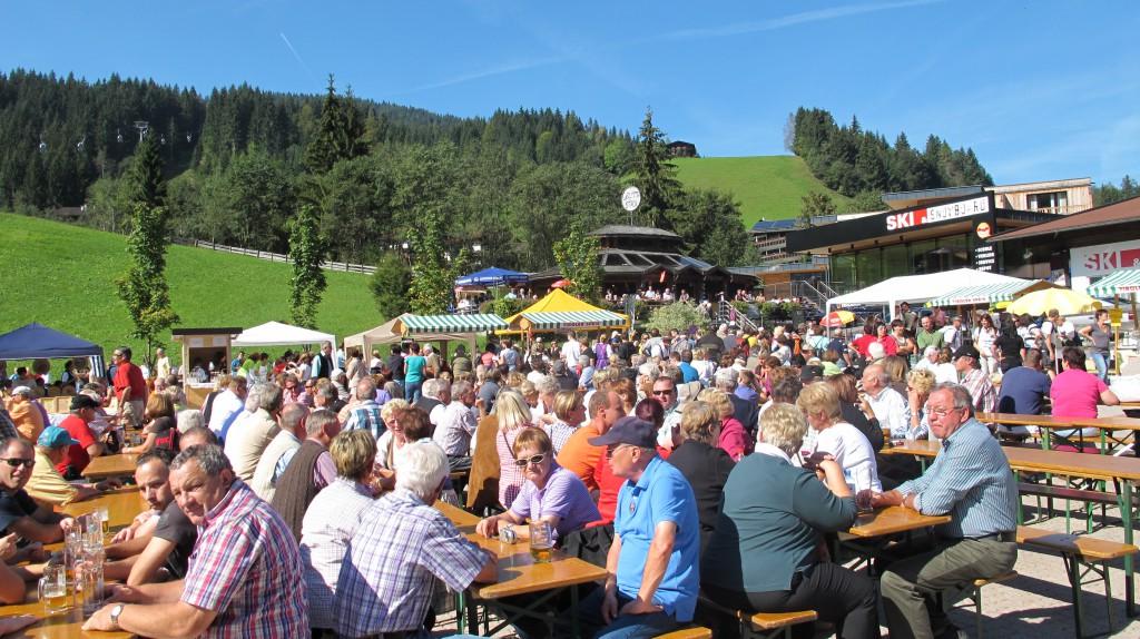 Almabtrieb Wildschönau Almfest