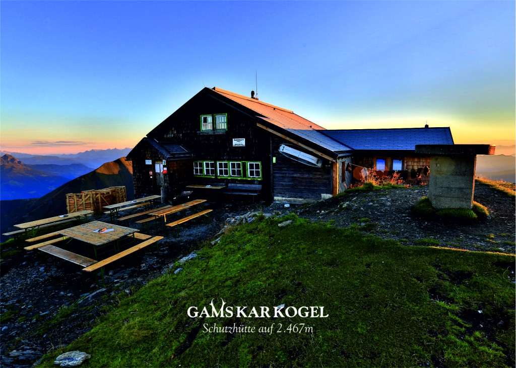 Gamskarkogelhütte, © Christian Henisch