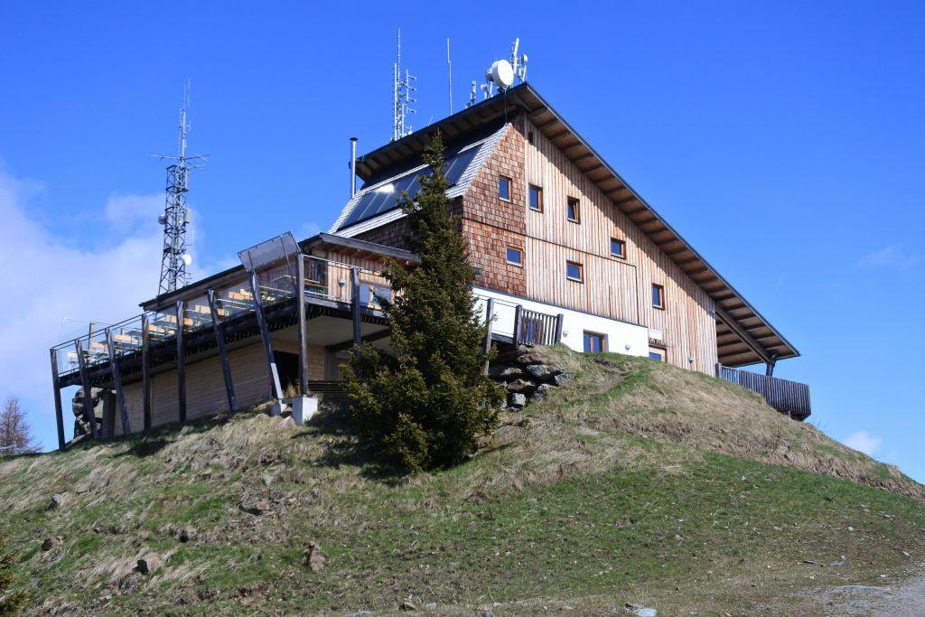 Hochsteinhütte