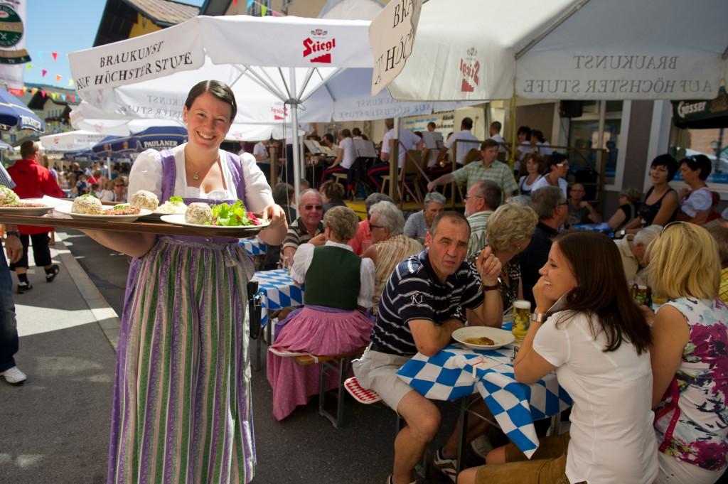 Knödelfest (1), © Tourismusverband Radstadt