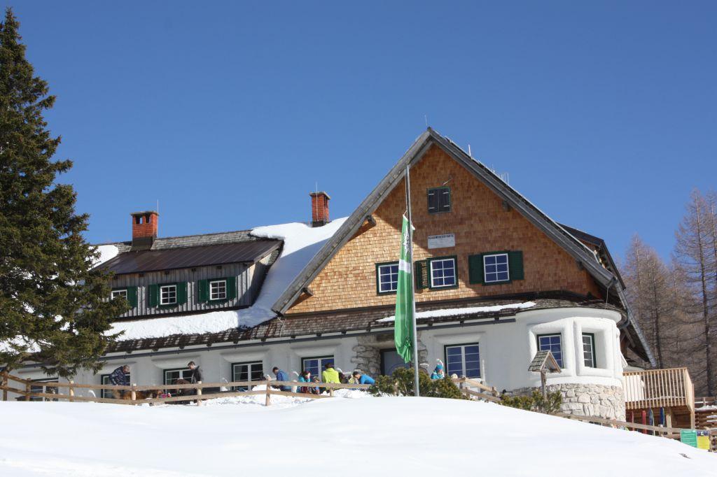 Klagenfurter Hütte, , © Österreichs Wanderdörfer, Corinna Widi