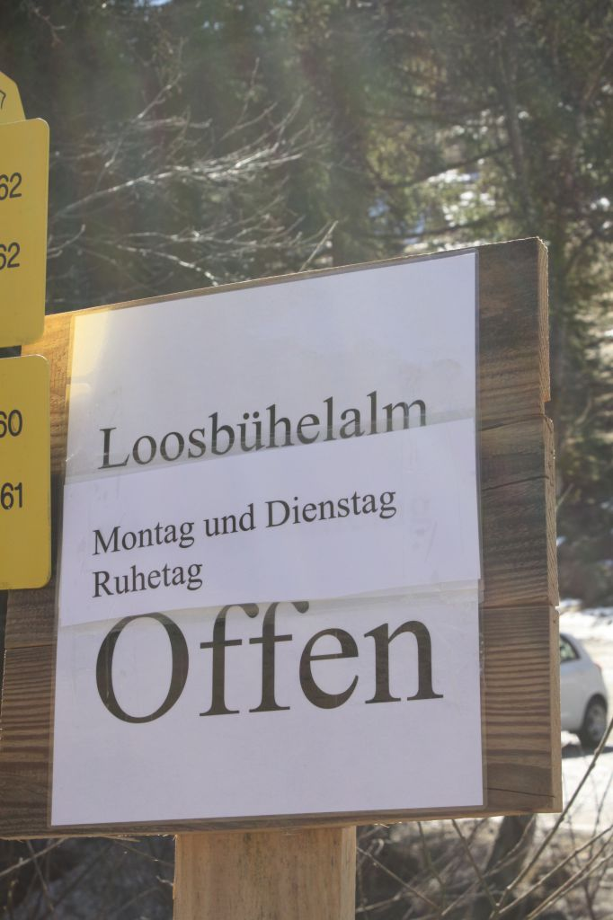 Loosbühelalm geöffnet, © Österreichs Wanderdörfer, Corinna Widi
