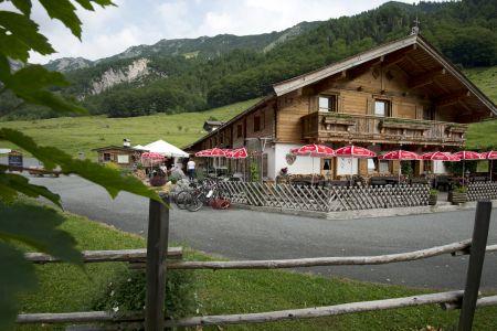 Fischbachalm, © TVB Kitzbüheler Alpen - St. Johann in Tirol