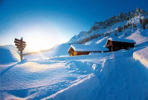 Winterlandschaft Hochkeil, © Hochkönig Tourismus GmbH