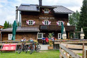 Kleinarler Hütte @ Wagrain-Kleinarl Tourismus