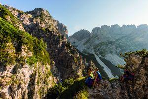 Wandern Wilder Kaiser, ©Felbert Reiter