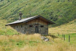 Alpen-Hütte, pixabay