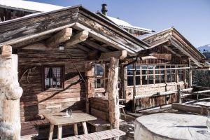 Hütte © Frankalm