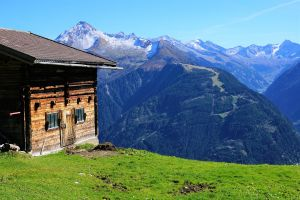 finkenberg, Hütte, pixabay