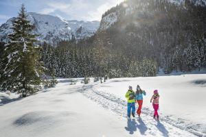 Winterwandern Flachau