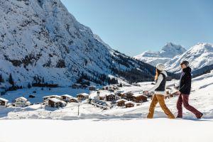 Winterwandern (c) Christoph Schoech