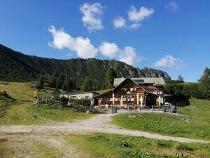 Südwienerhütte, Lene Lantos