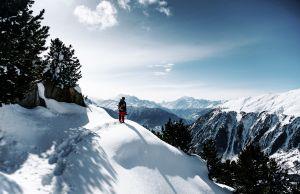 Winterwandern, Unsplash